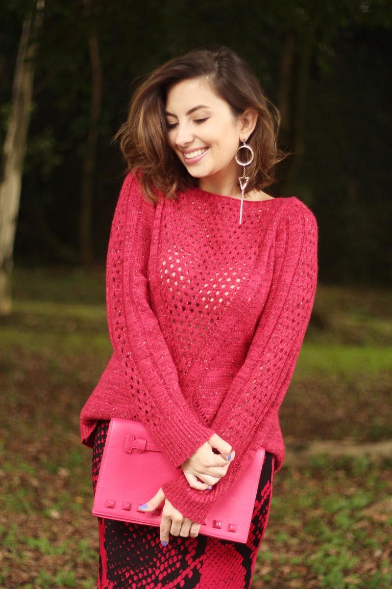 blog-vanduarte-look-do-dia-long-skirt-tricot-monocromatico-todo-rosa-1