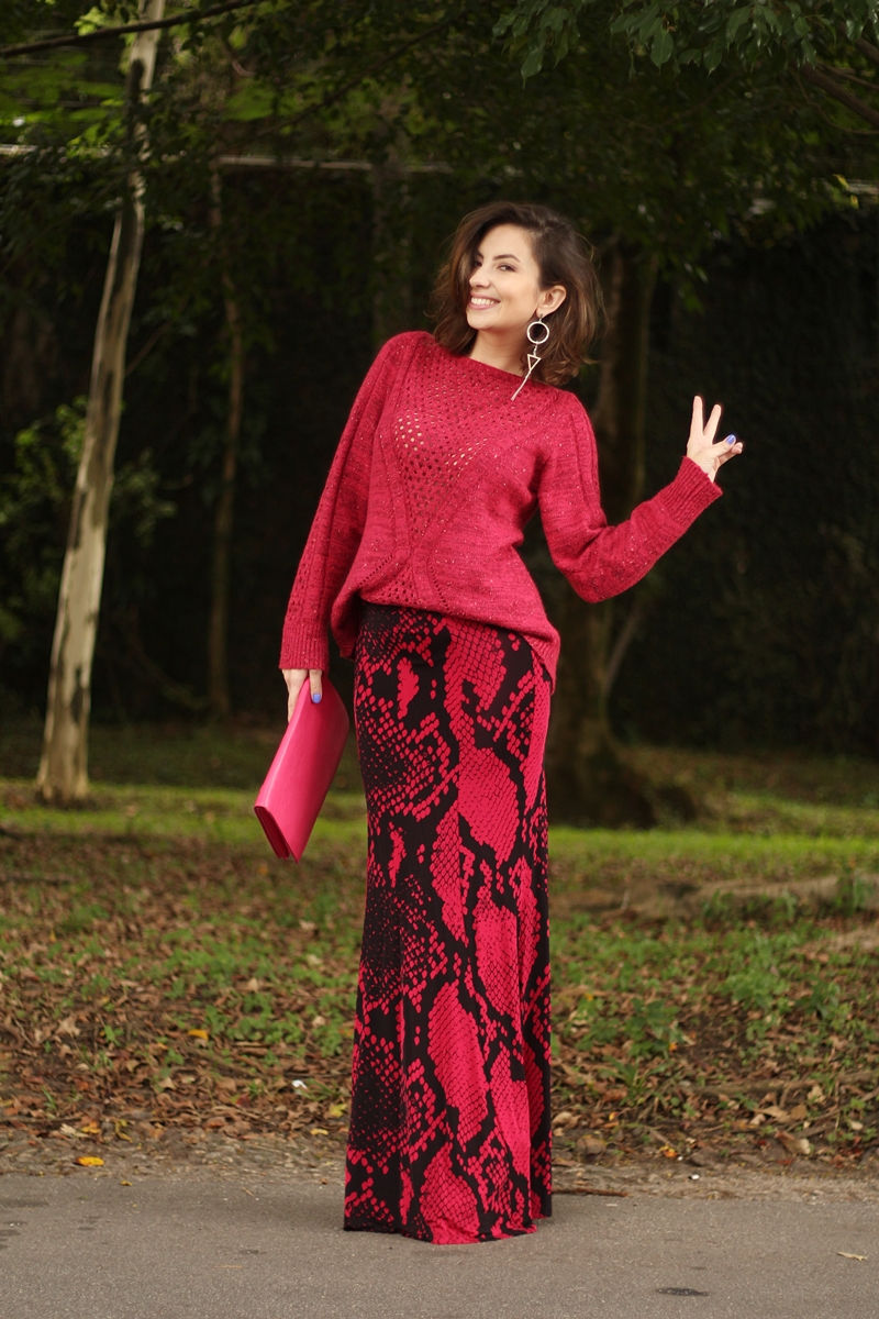 blog-vanduarte-look-do-dia-long-skirt-tricot-monocromatico-todo-rosa-4