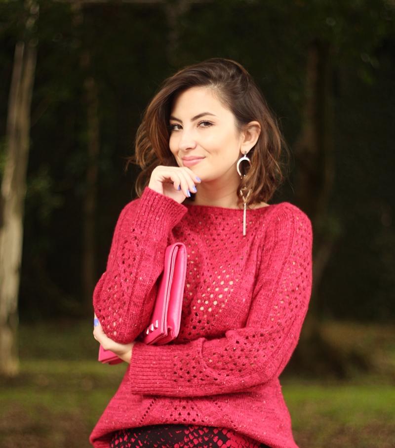 blog-vanduarte-look-do-dia-long-skirt-tricot-monocromatico-todo-rosa-9
