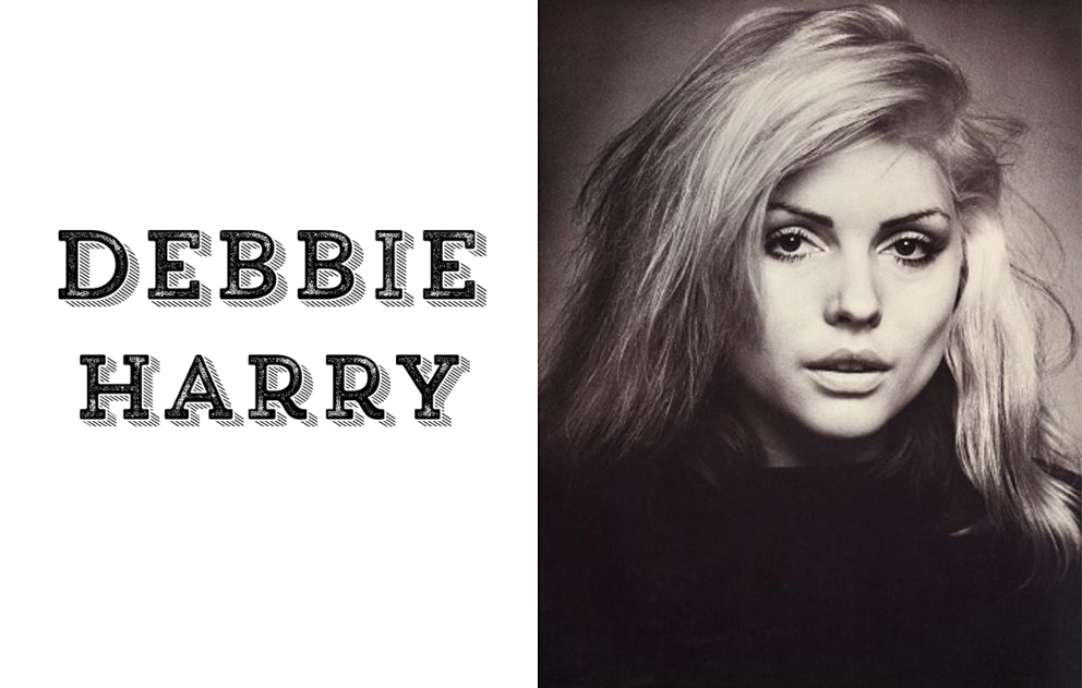 CAPA fashion icon debbie harry