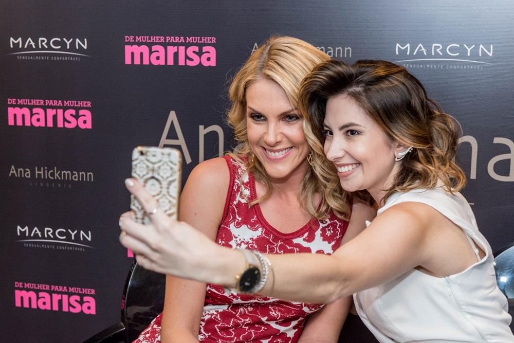 23628d4559965 Coleção Lingerie Ana Hickmann para Marisa + entrevista e ...