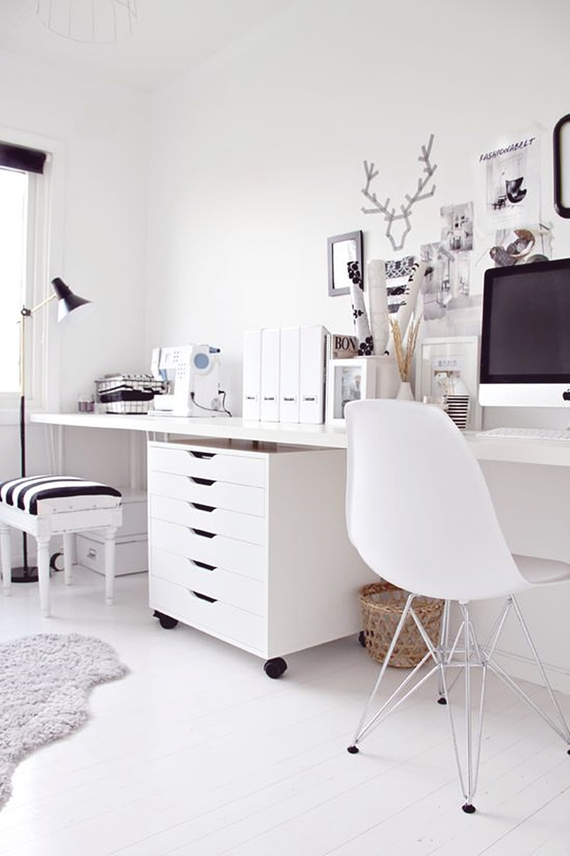 10 inspira es de home office com decor branca van duarte for Best home decor blogs 2015