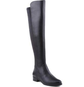 look-street-style-vestido-moletom-bota-over-the-knee-blog-vanduarte-compreaqui1
