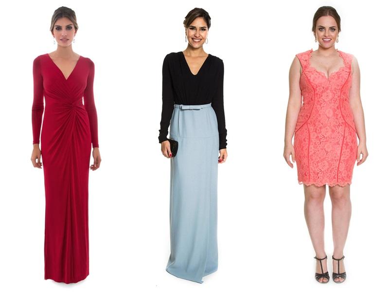 26d1c4652 O Vestido de festa ideal para o seu tipo de corpo - Van Duarte
