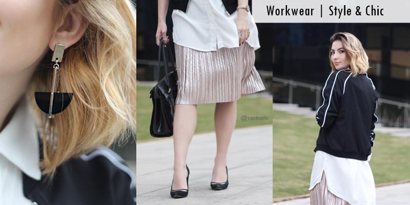 look-de-trabalho-saia-plissada-metalizada-jaqueta-bomber-workwear-blog-vanduarte-7