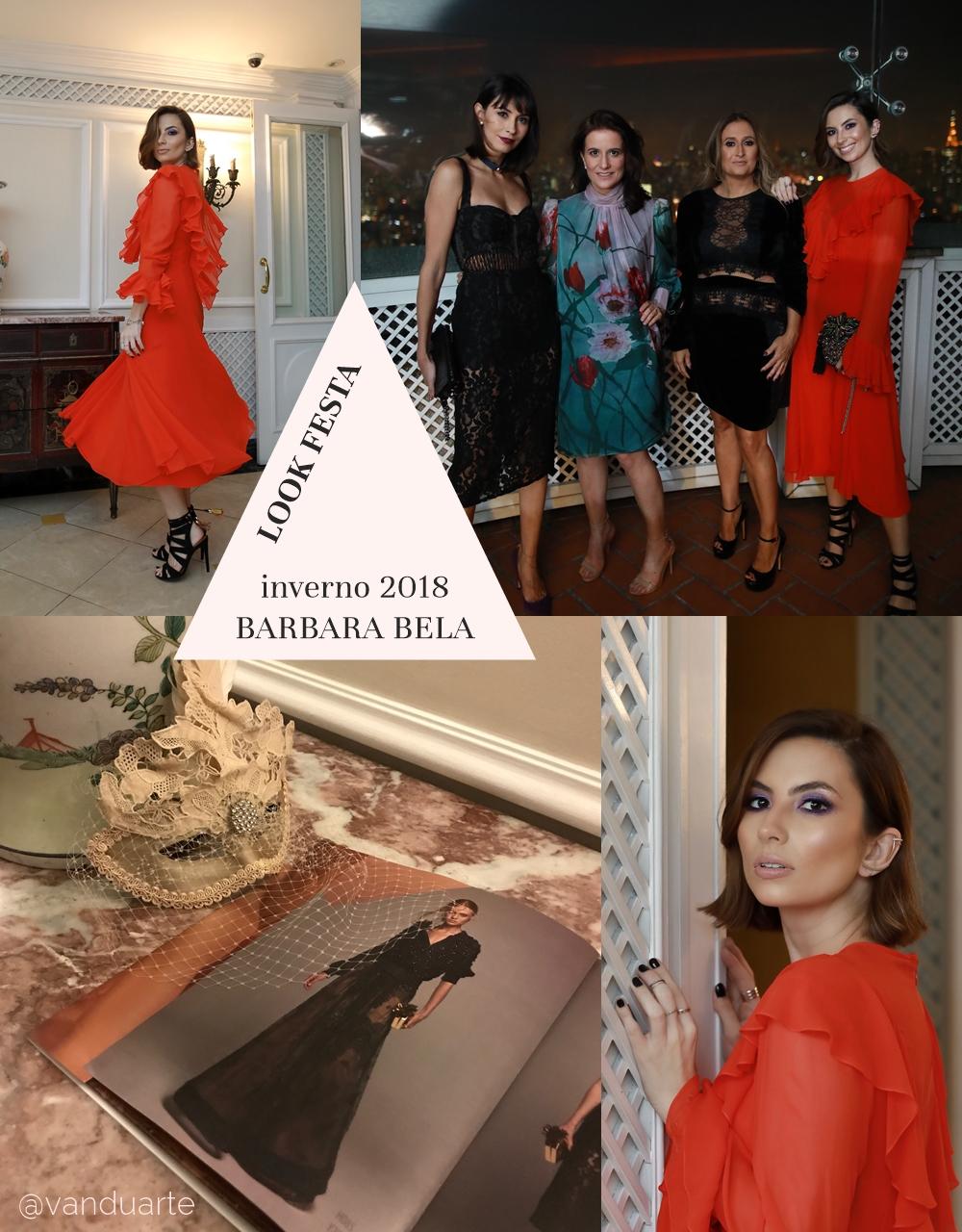 405b3257 Na foto a blogger e amiga Aline Flores e as maravilhosas Stefania e  Georgiana Mascarenhas da Barbara Bela.